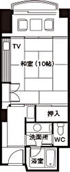 スタンダードルーム 和室