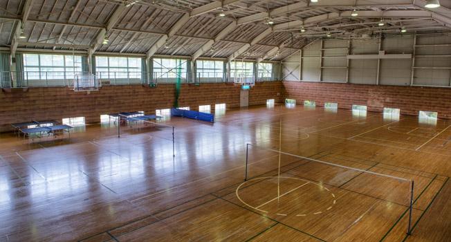 スポーツセンター(体育館)